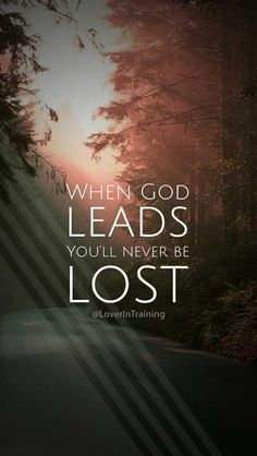 """Let God lead you 🙏"" Prayer Scriptures, Bible Prayers, Faith Prayer, Prayer Quotes, Faith In God, Biblical Quotes, Bible Verses Quotes, Spiritual Quotes, Faith Quotes"