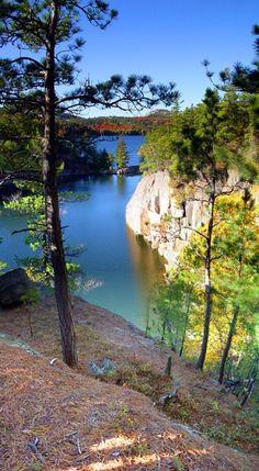 Killarney Provincial Park Lake, Ontario, Canada