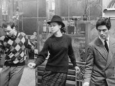 Bande à part (1964, Jean-Luc Godard)
