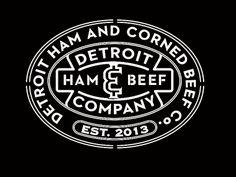 logo by David Cran / repinned on toby designs