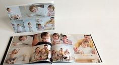 """Groupon - Personalized 8.5""""x11.5"""" Hardcover Collage Photo Book from Collage.com  in [missing {{location}} value]. Groupon deal price: $10"""