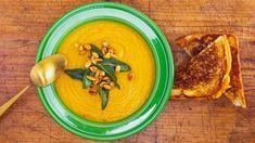 Gourmet Recipes, Soup Recipes, Healthy Recipes, Pumpkin Recipes, Skillet Recipes, Chili Recipes, Dinner Recipes, Pumkin Soup, Apple Soup