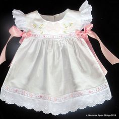 Linnys Pinafore PDF Pattern by Mommys Apron Strings Here is an adorable pinafore pattern you will love for your little girl! There are many
