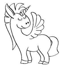 Unicorn Outline - Black & White Unicorn Quilt Pattern Unicorn Outline, Unicorn Wings, Unicorn Drawing, Unicorn Head, White Unicorn, Magical Unicorn, Quilt Patterns Free, Applique Patterns, Unicorns In The Bible