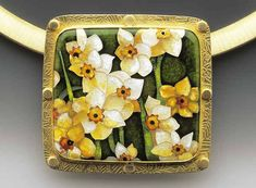 Cloisonné is an ancient technique for decorating metalwork objects, in recent…