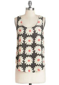 Favorite Daisy of the Week Tank