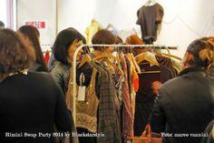 Rimini Swap Party| Black Star Style fashion blogger