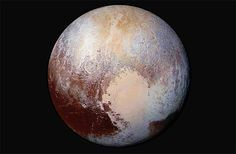 Despite being so far from the sun, tiny Pluto has had an active geologic life - possibly including an interior ocean - that continues to present day.