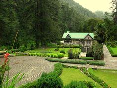 Beautiful #Cottage in Shimla , Himachal Pradesh , #India