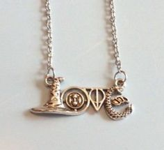 NEW STOCK!! Silver Plated Harry Potter Love Necklace #newstock #fashion #style #harrypotter #magic #wizard #wizards #love #deathlyhallows #timeturner #sortinghat #necklace #silver #silverplated #pendant #christmas #present #gift #girl #cute #accessories https://m.ebay.co.uk/itm/282643886303?_mwBanner=1