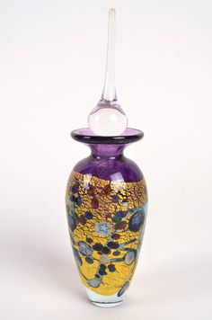 Robert Held Perfume Bottle.