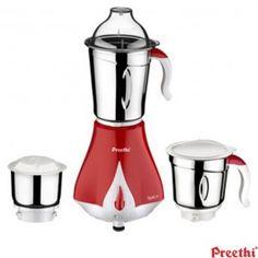 Preethi Spice Mixer Grinder 550Watts, Mg-203