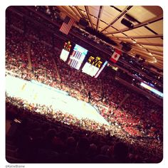February 4: 'Cuse at the Garden, NYC