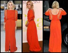 Ashley Olsen - love the dress
