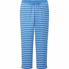 GIRLS EASY CROPPED PANTS SIZE:L 9-10 YEARS OLD #UNIQLO #CapriCropped #Everyday