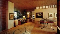 sixties interior design - Google Search