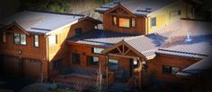 Heartland Timber Frame Homes Gallery Timber Frame Homes, Timber House, Style At Home, Building Systems, Post And Beam, Good House, House Plans, Construction, Cabin