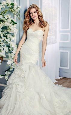 Wedding dress idea; Featured Dress: Moonlight Bridal