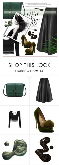 """""""Yoins"""" by janee-oss ❤ liked on Polyvore featuring Liliana, Illamasqua and Smith & Cult"""