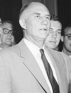 Segregationist Strom Thurmond from South Carolina. Thurmond ran for president in 1948 on the 'Dixiecrat' ticket. Dixiecrats were a 'states rights' Southern faction of the Democratic party. He was also a Senator for 48 years. He also had a daughter by an African-American woman in 1925. Thurmond carried the secret to his grave.