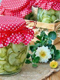 Az otthon ízei: Svéd uborkasaláta télire Preserves, Pickles, Yummy Food, Vegetables, Cooking, Automata, Canning, Pickling, Recipe