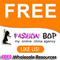 Fashion Bop is a professional China agency who are dedicated to sourcing, shopping and wholesale from China, like china wholesale clothes, china wholesale shoes, china wholesale bags, china wholesale accessories, china electronics wholesale, etc.