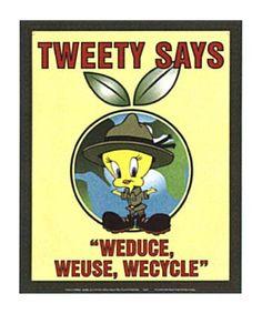 Tweety Says