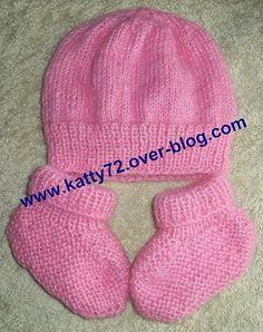 1009df2d64b3 Coucou tout le monde Je vos propose aujourd hui le tutoriel du bonnet bébé  au