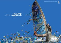 TRAVEL'IN GREECE | Up Greek Tourism, #travelingreece