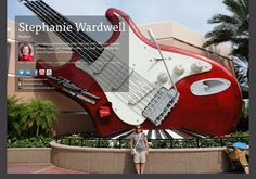 Stephanie Wardwell's page on about.me – http://about.me/stephwardwell