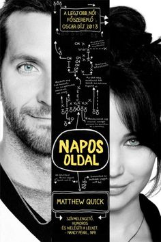 """""""Silver Linings Playbook"""" - Compelling acting & """"interacting"""" between Jennifer Lawrence & Bradley Cooper. Robert De Niro is the icing on the cake. Streaming Movies, Hd Movies, Movies Online, Movies And Tv Shows, Movie Tv, Hd Streaming, Movie Titles, Comedy Movies, Movie Quotes"""