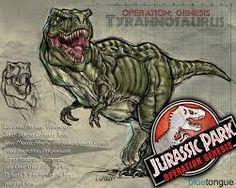 Jurassic park - Google-søgning