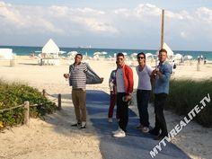 #Benjamin, #Thomas, #Samir, #Alban et #Mike prêts pour le #tournage du #generique #LesAnges5