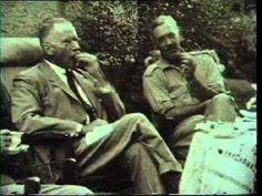 Carl Jung and Heldon Godwin Baynes aka Peter Baynes