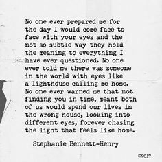 """107 Likes, 5 Comments - Stephanie Bennett-Henry (@slwriting) on Instagram: """"No one ever prepared me for the day I would come face to face with your eyes and the not so subtle…"""""""