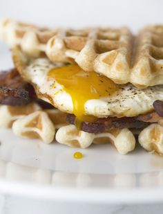 6 Unexpected Waffle Sandwiches That Will Change Your Life