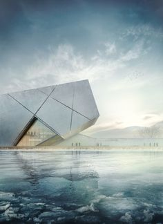 CGarchitect - Professional 3D Architectural Visualization User Community | Artic