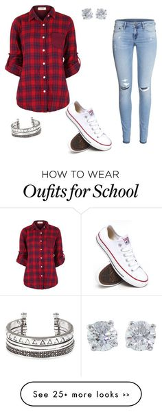 """School"" by paulinakerskie on Polyvore"