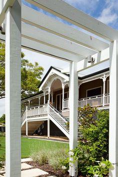 #classic #Queensland #architecture