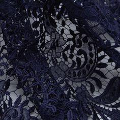 Tecido guipir azul medieval - Maximus Tecidos   Loja Online