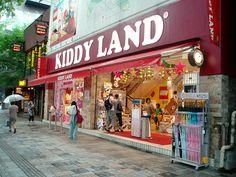 kiddyland 原宿