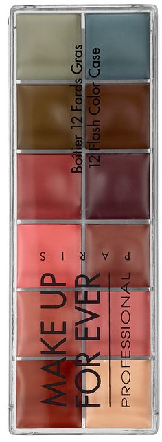 Come Play with the Make Up For Ever Neutral Flash Color Case for Fall 2014