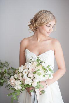 Romantic roses | Photography: Rahel Menig Photography - www.rahelmenigphotography.com  Read More: http://www.stylemepretty.com/california-weddings/2015/06/05/romantic-blush-cream-wedding-inpiration/