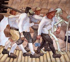 Danse Macabre: Egger-Lienz and the War - Art Artworks History Facts, Art History, Danse Macabre, War Image, Famous Artists, Wwi, Artist Art, American History, Art Pieces