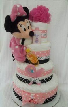 Minnie Mouse Baby Shower Decorations | Any good unique ideas for a Baby Shower? - Social Moms: the ...
