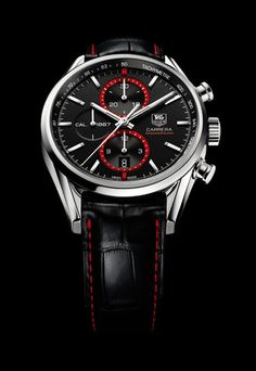 TAG Heuer Carrera Panamericana Limited Edition of 250 Pieces. Want one :(
