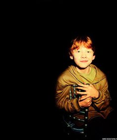 rupert grint. Cutest child who ever lived.  Don't tell my kids I said that.