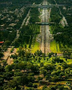 Awesome view of beautiful photography of wonderful greenery in capital of Pakistan Islamabad city