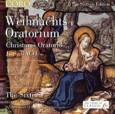 Bach: Weihnachtsoratorium [CD]
