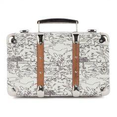 les Prairies de Paris Suitcase